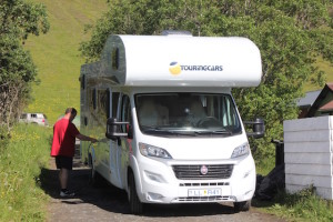 Motorhomes welcome